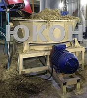 Соломорезка. Измельчитель сена до 2-х тонн в час