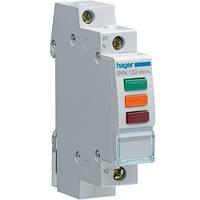 Индикатор LED на 3 фазы, Hager SVN129