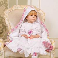 Крестильная одежда Лили от Miminobaby