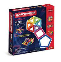 Магнитный конструктор Магформерс радуга на 62 детали Magformers Rainbow