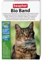 Ошейник beapharBio от блох и клещей для кошек, с 2-х мес, 35 см
