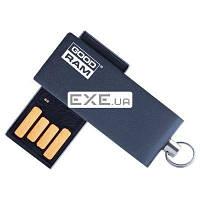 "Флeш пам""ять USB 2.0 64GB UCU2 Cube Graphite (UCU2-0640E0R11)"
