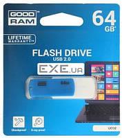 """Флeш пам""""ять USB 2.0 64GB UCO2 Colour Mix (UCO2-0640MXR11)"""