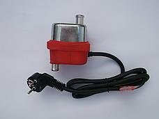Предпусковой подогреватель двигателя от 220 В Лунфей (Маленький Q) 1,5 квт (встроенный насос), фото 2