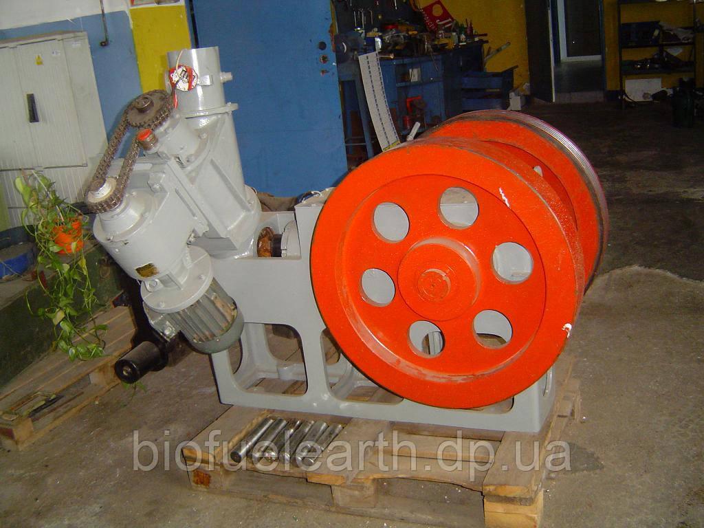 Пресс для производства брикетов Wamag BT-86
