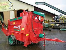 Подрібнювач соломи 40 кВт