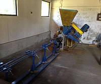 Пресс для производства топливных брикетов, фото 1