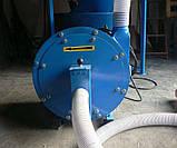 Молотковая дробилка зерна (11 кВт, 500 кг/час), фото 2