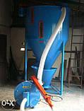 Молотковая дробилка зерна (11 кВт, 500 кг/час), фото 3