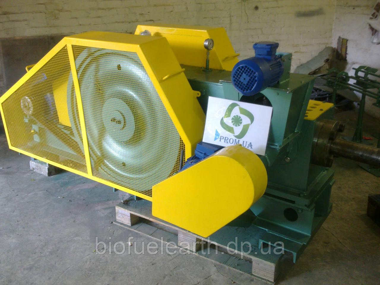Пресс для брикетирования отходов Wektor