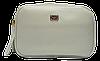 Женская прямоугольная сумочка бежевого цвета VVK-055000