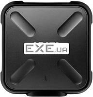 Твердотельный накопитель SSD ADATA 256GB USB 3.1 Type-C SD700 IP68 Black (ASD700-256GU3-CBK)