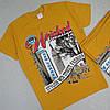 Футболка для мальчика-ПОДРОСТКА, 10-14 лет, Турция.  Детские футболки, футболки для мальчиков летние