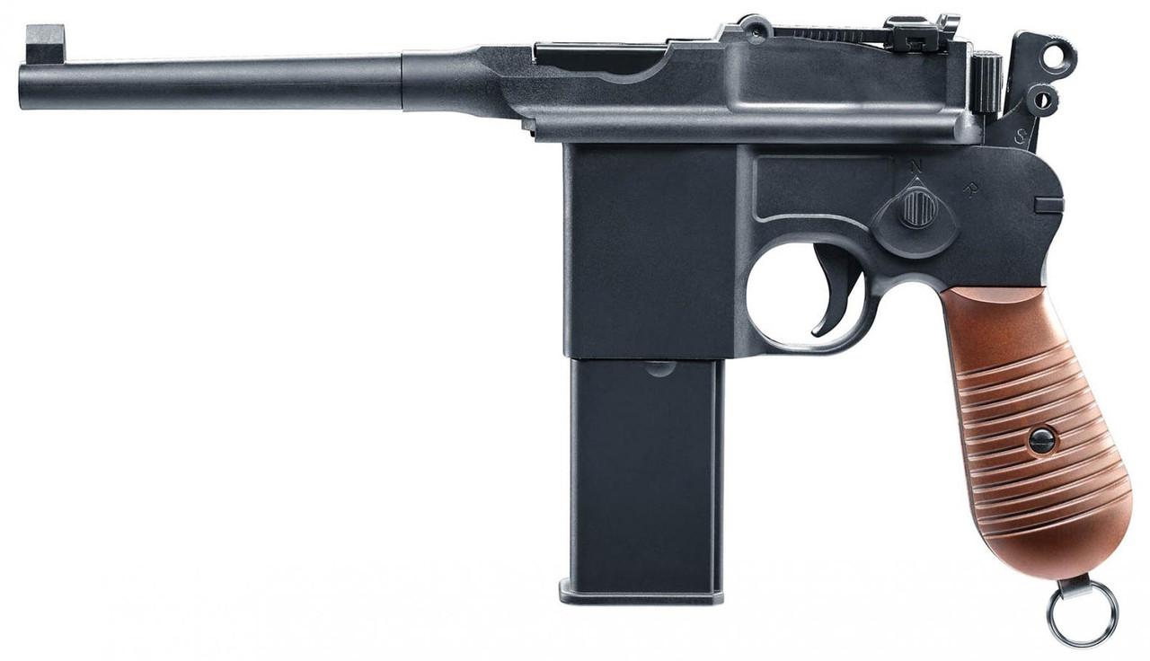 Пневматический пистолет Umarex Legends C96 (5.8140), фото 1