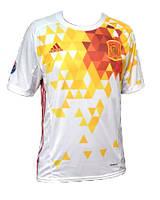 Игровая футболка Сборная Испании (Spain) (реплика VIP качества)