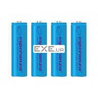 Аккумулятор Esperanza AA 2000mAh NiMh 4шт (EZA104B)