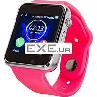 Смарт-часы ATRIX Smart watch E07 (pink) (Smart watch E07 (pink))