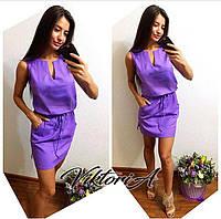 Льняное платье (1)