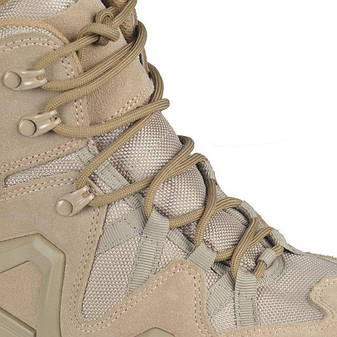 M-TAC шнурки с пропиткой/ Coyote, фото 2