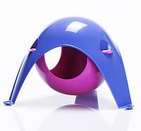 Savic СПУТНИК (Sputnik) домик для грызунов, пластик, 21,5Х21,5Х12,5 см