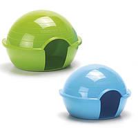 Savic ХАМСТЕР ИГЛО (Hamster Iglo) домик для хомяков, пластик