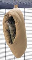 Savic РЕЛАКС БАШМАК (RelaxDeLuxe Shoe) гамак для хорьков и крыс