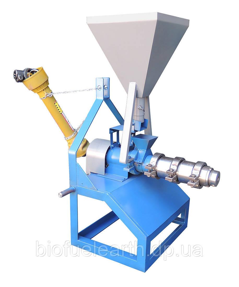 Экструдер зерновой от ВОМ (ЭКЗ-130), Экструдер для кормов