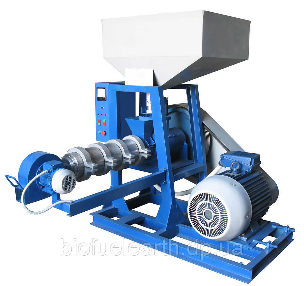 Экструдер зерновой ЭКЗ-500 (соевый), Экструдер для кормов