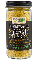 Frontier Natural Products,Натуральные Органические Дрожжи Nutritional Yeast Flakes, 0.81 oz (23 g)