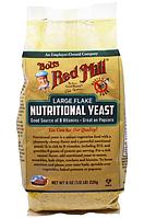 Bob's Red Mill, Крупные хлопья питательных пищевых дрожжей, 8 унций (226 г)