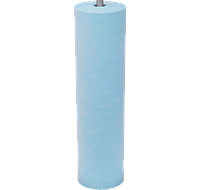 "Простыни одноразовые ""Softex"" 23 гр/м 0,6*100 м., голубой"