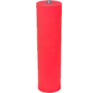 "Простыни одноразовые""Softex"" 23 гр/м 0,6*100 м., бордо"