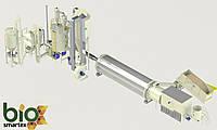 Линия гранулирования 1600-2200 кг/ч  1.5-2.5 т.ч. / до - 65%