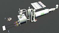 Линия брикетирования 1,6 т/ч (тип брикета - «NESTRO»)