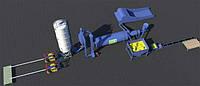 Линия брикетирования 1,6 т/ч (тип брикета - «NESTRO»)  1.5-4.5 т.ч.