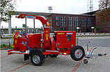 Мобильная дробилка от ДВС - дисковая (Польша), фото 4