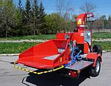 Мобильная дробилка от ДВС - дисковая (Польша), фото 5
