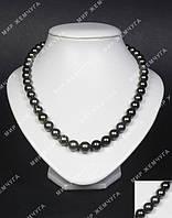 Ожерелье из черного морского жемчуга Вековой Восток, фото 1
