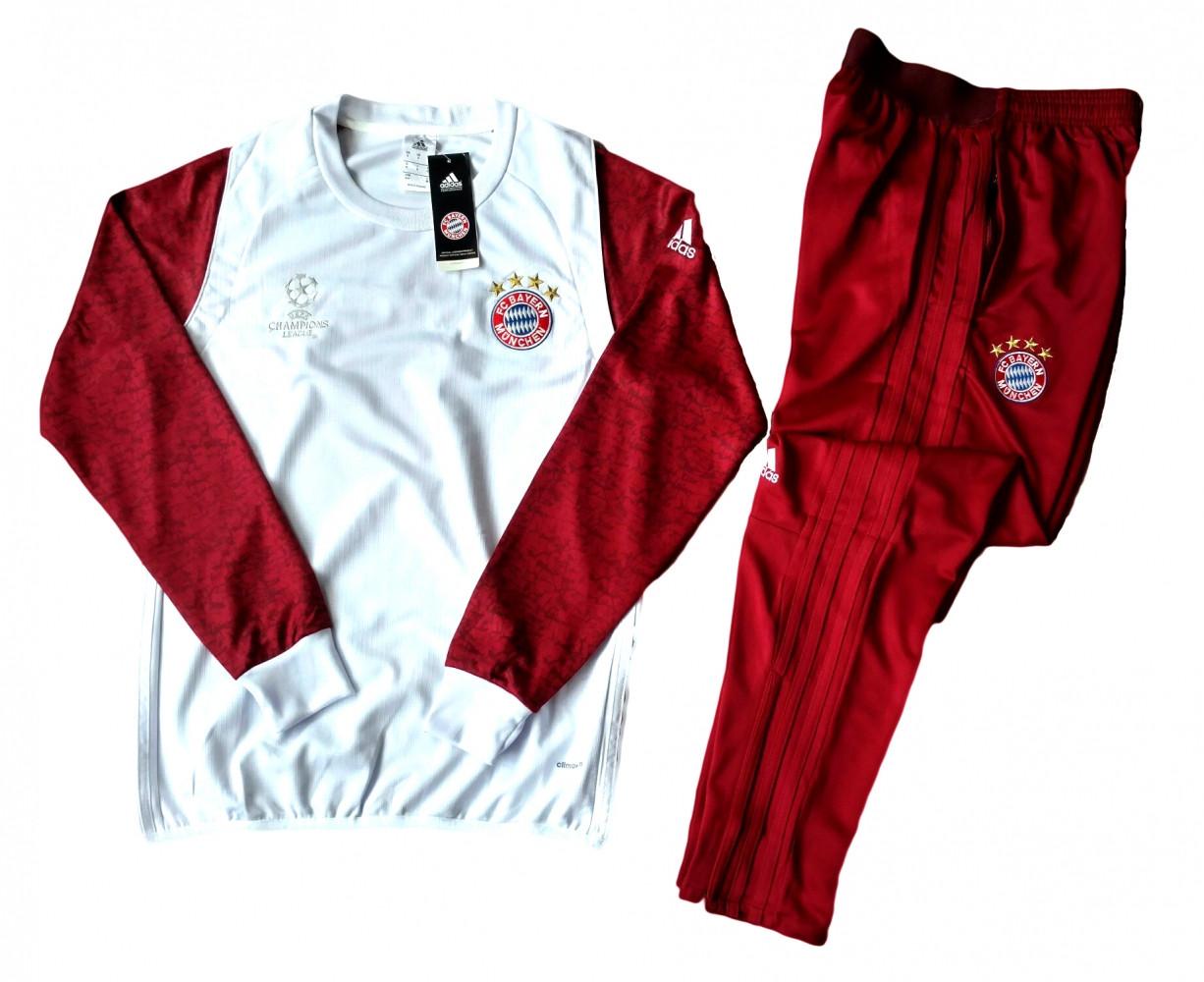 2363c4a69281 Спортивный костюм Adidas, Бавария. Футбольный, тренировочный. Сезон 16 17 -  Sport