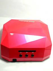 L-Hybrid-2 УФ LED Лампа (36 W) 10,30,60 сек - таймер (цвет указывайте в комментариях)