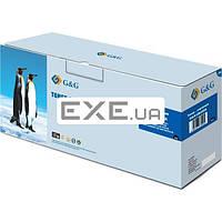 Картридж G&G для HP LJ P1005/ 1006- 712 Black (G&G-CB435A)