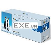 Картридж G&G для HP LJ P3015 series, Canon 724 Black (G&G-CE255A)