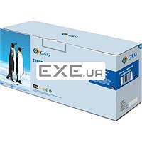 Картридж G&G для Samsung ML-3310D/ 3710D, SCX-4833FD/ 5637FR Black (G&G-D205S)
