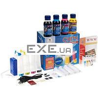 СНПЧ WWM Epson S22/ SX125 ELECTRA (IS.0260BU)
