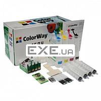 СНПЧ ColorWay Epson S22/ SX125/ 130 Battery (SX130CC-4.1B)