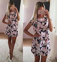 Платье платье летнее короткое