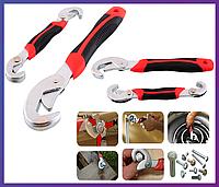 Универсальный ручной гаечный ключ Snap'N Grip
