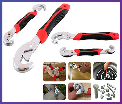 Универсальный ручной гаечный ключ Snap'N Grip, фото 2
