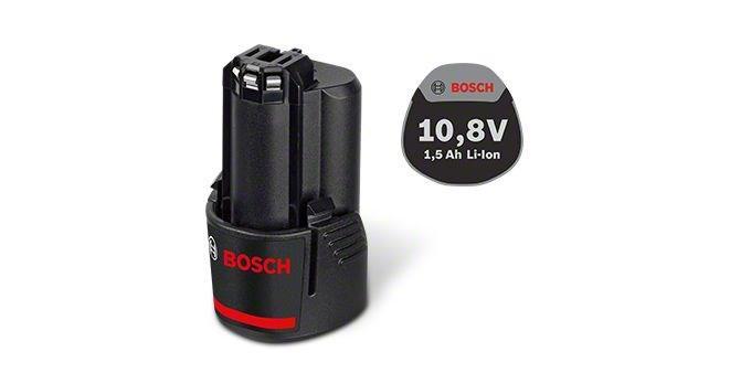 Аккумулятор Bosch GBA 10,8 В 1,5 А*ч O-A