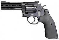 """Пневматический револьвер Umarex Smith&Wesson Mod. 586-4"""" (448.00.04)"""